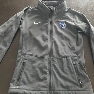 Nike Therma-Fit Quilted Titans Jacket